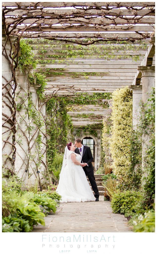 West Dean Gardens Wedding Photographer